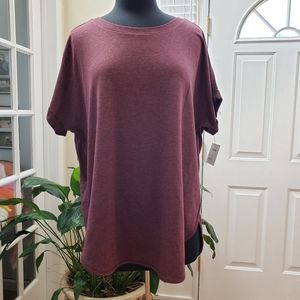 Sonoma Supersoft Dolman Tunic Top